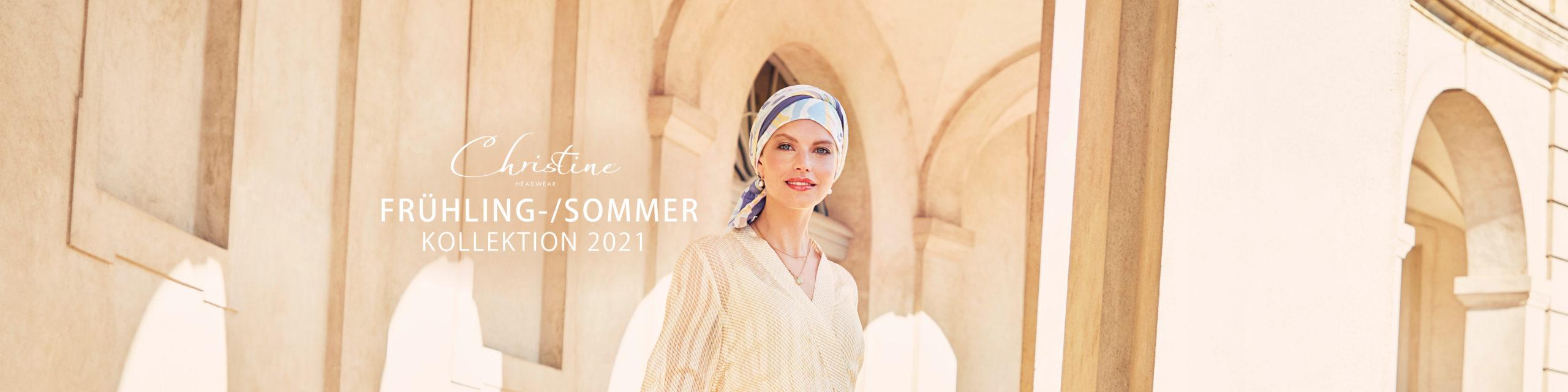 Christine Headwear Frühjahr/Sommer Kollektion 2021